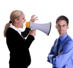 Zielvereinbarung beim Mitarbeitergespräch