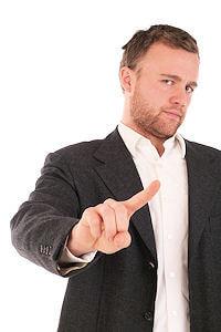 Mitarbeiterführung -nicht konsequent